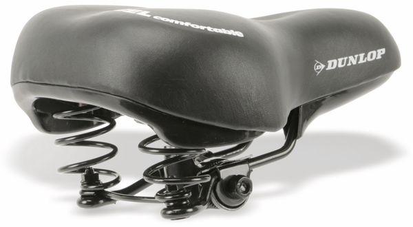 Fahrrad-Gel-Sattel DUNLOP - Produktbild 2