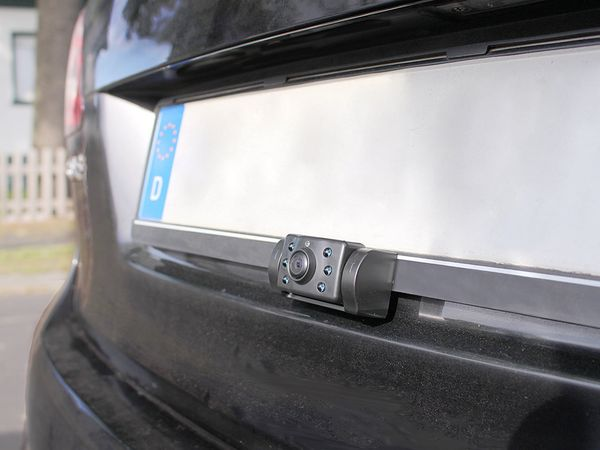 "Funk-Rückfahrkamera ProUser APR043x2 2 Kameras, 4,3"" Monitor - Produktbild 4"