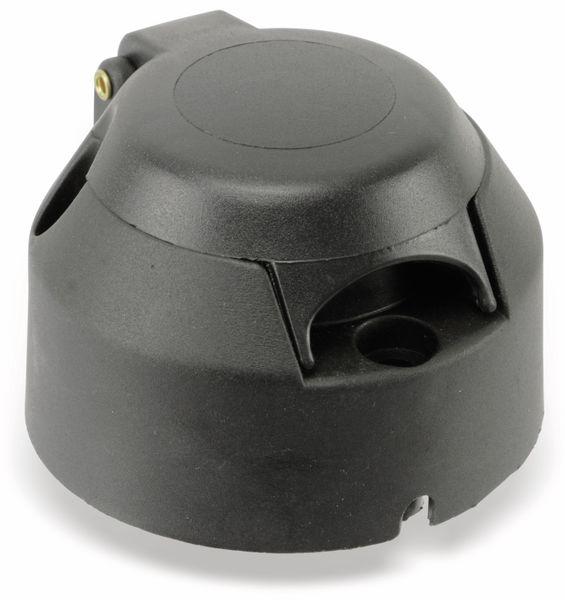KFZ-Anhängersteckdose, 7-polig - Produktbild 1