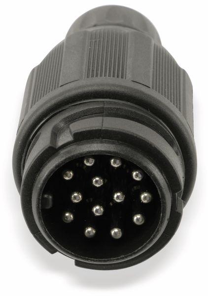 KFZ-Anhängerstecker, 13-polig - Produktbild 7