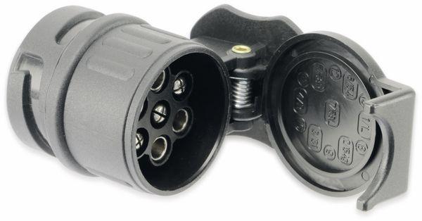 Adapter für Anhänger, 13-polig auf 7-polig - Produktbild 3
