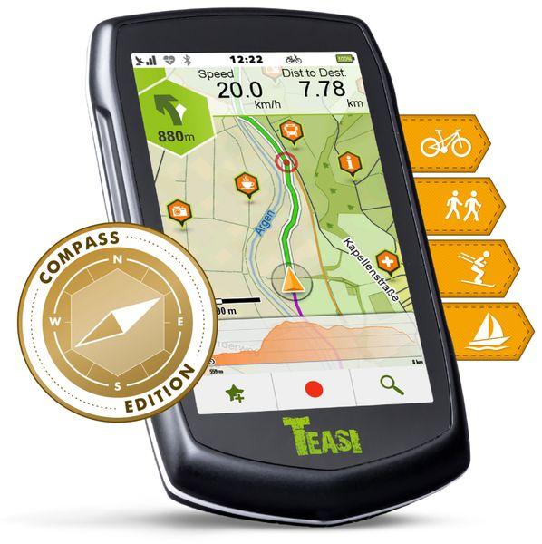 TEASI ONE 3 eXtend, Outdoor-Navigatiosgerät - Produktbild 1