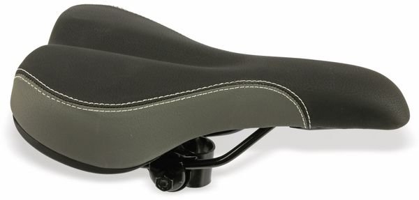 Fahrrad-Sattel MASTERPROOF, schmal - Produktbild 1