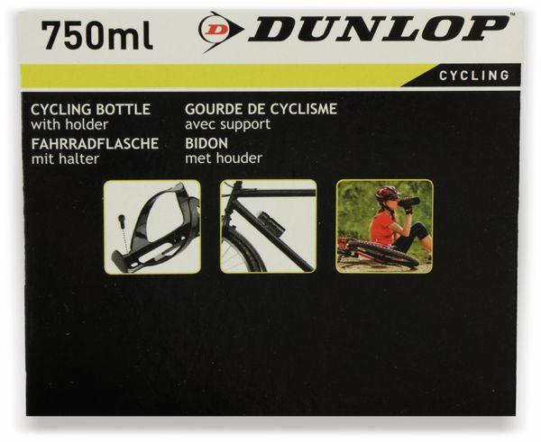 Fahrrad-Trinkflasche DUNLOP, inkl. Halterung - Produktbild 3