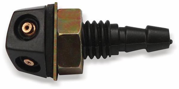 Universal Scheibenwaschdüse, Spritzdüse, HX-09 - Produktbild 1