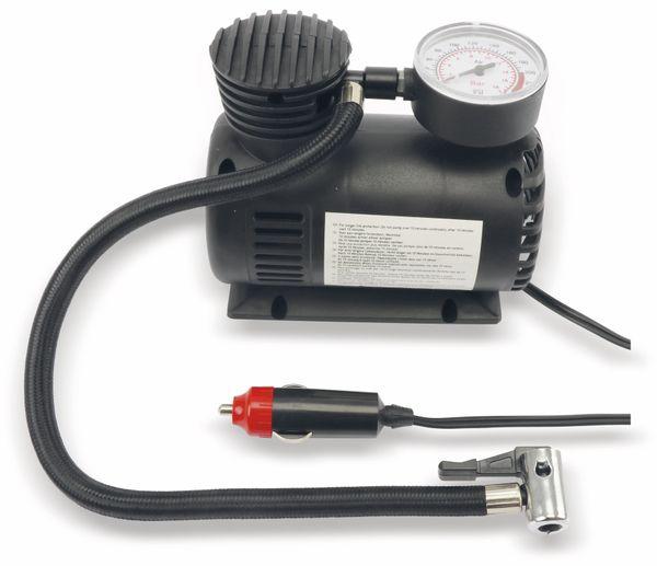 Luftkompressor DUNLOP, 17 bar, 12 V - Produktbild 1