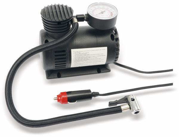 Luftkompressor DUNLOP, 17 bar, 12 V - Produktbild 3