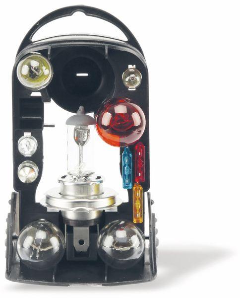 KFZ-Ersatzlampen-Set H4, DUNLOP - Produktbild 2