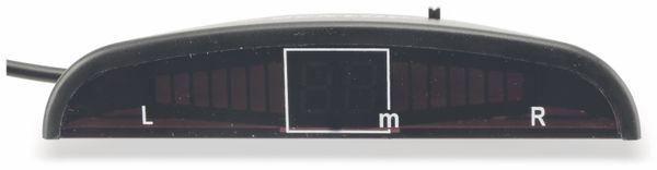 Einparkhilfe DUNLOP, 4 Sensoren, schwarz - Produktbild 2