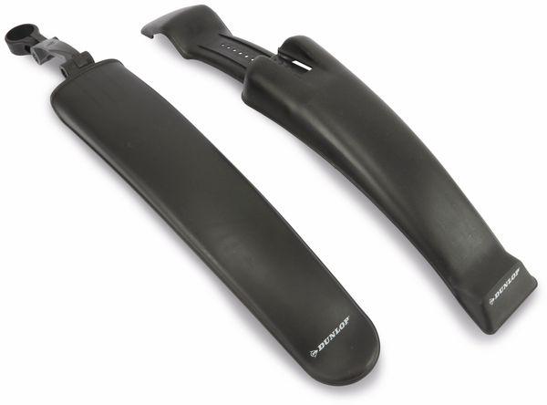 Fahrrad Schutzblech-Set DUNLOP, 2-Teilig - Produktbild 1
