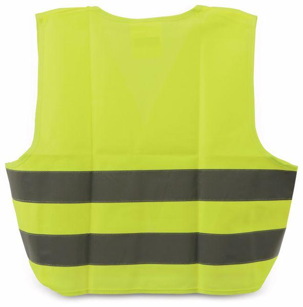 Sicherheitsweste für Kinder, gelb, DIN EN1150-1999 - Produktbild 5