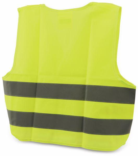 Sicherheitsweste für Kinder, gelb, DIN EN1150-1999 - Produktbild 6