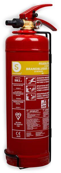 Feuerlöscher, Schaum, 2 L, Brandklasse 8A, 55B