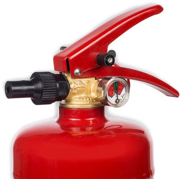 Feuerlöscher, Schaum, 2 L, Brandklasse 8A, 55B - Produktbild 2