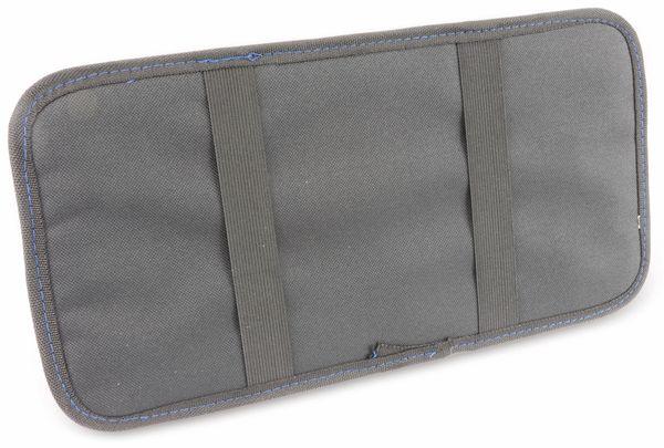 Sonnenblenden Organizer DUNLOP, 18,5 x 36, schwarz - Produktbild 3
