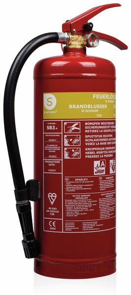 Feuerlöscher, Schaum, 3 L, Brandklasse 13A, 70B