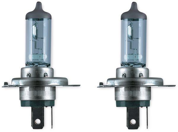 Halogen-Autolampe NEOLUX Blue Light, H4, 2 Stück