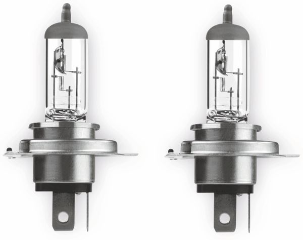 Halogen-Autolampe NEOLUX Extra Light, H4, 2 Stück