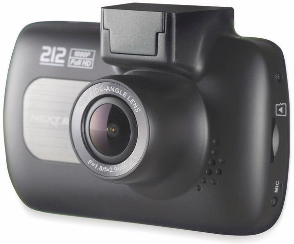 """Dashcam NEXTBASE 212G, 1080p, 2,7"""", 12/24 V, GPS - Produktbild 1"""