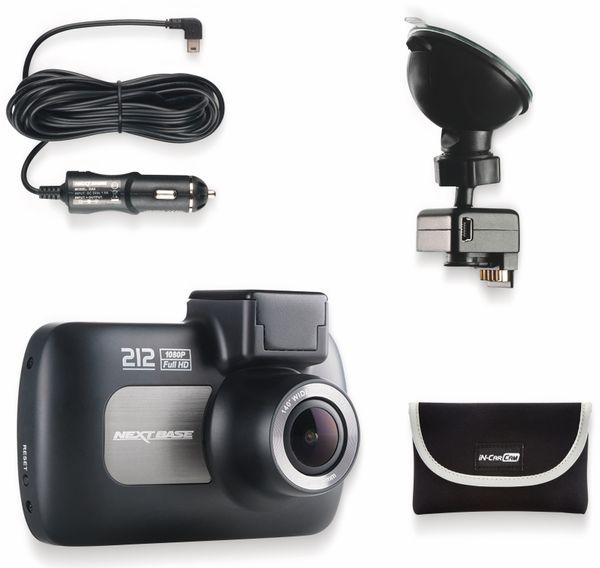 """Dashcam NEXTBASE 212G, 1080p, 2,7"""", 12/24 V, GPS - Produktbild 6"""