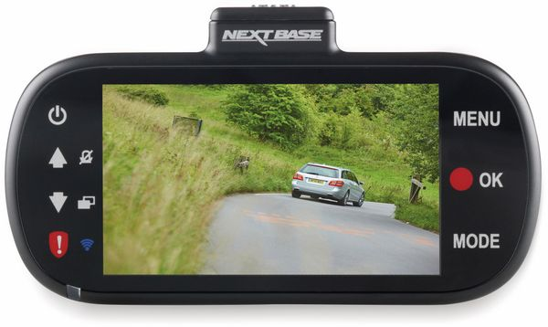 "Dashcam NEXTBASE 412GW, 1440p, 3"", 12/24 V, GPS, WiFi - Produktbild 4"