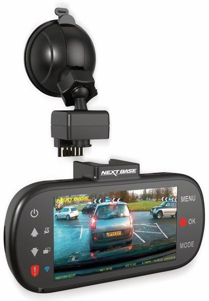 "Dashcam NEXTBASE 412GW, 1440p, 3"", 12/24 V, GPS, WiFi - Produktbild 6"