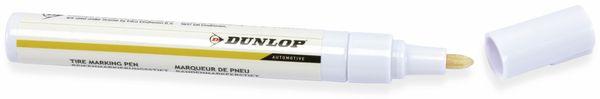 Reifenmarkierstift, Dunlop, weiß