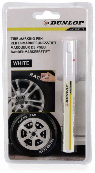 Reifenmarkierstift, Dunlop, weiß - Produktbild 4