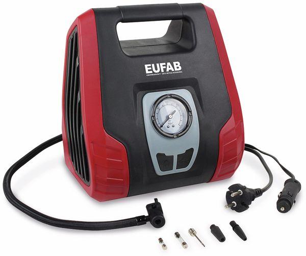 Luftkompressor EUFAB, 8,3 bar, 12/230 V