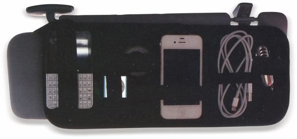 Sonnenblende, Organizer, 34x14 cm - Produktbild 3