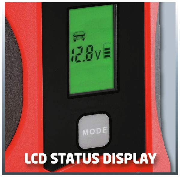 Batterie-Ladegerät EINHELL CC-BC 4M - Produktbild 2