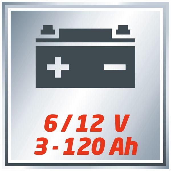Batterie-Ladegerät EINHELL CC-BC 4M - Produktbild 4