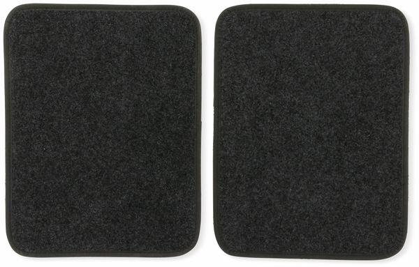 Universal Fußmatten DUNLOP, 4-teilig, schwarz - Produktbild 4