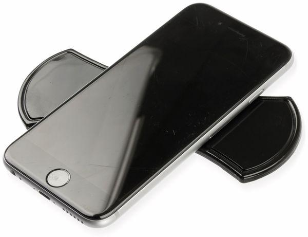 Antirutschmatte DUNLOP, 135x55 mm, abwaschbar, schwarz - Produktbild 2
