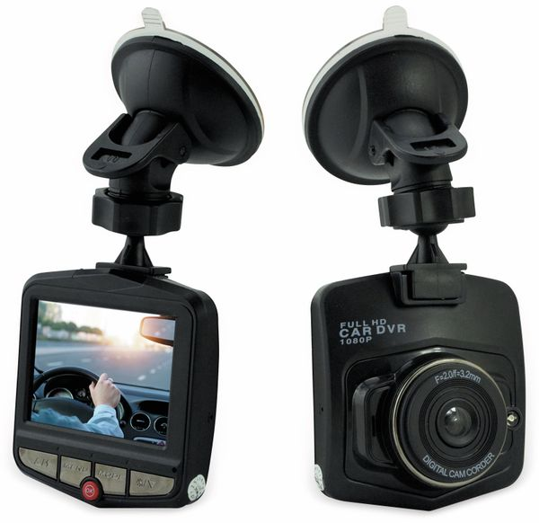 "Dashcam DENVER CCT-1210, 720p, 2,4"", 12 V"