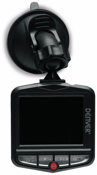 """Dashcam DENVER CCT-1210, 720p, 2,4"""", 12 V - Produktbild 2"""