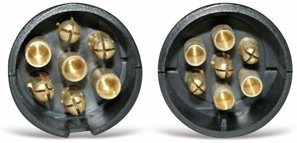 Anhängersteckdosen-Tester LAS 10181, 7-polig - Produktbild 5