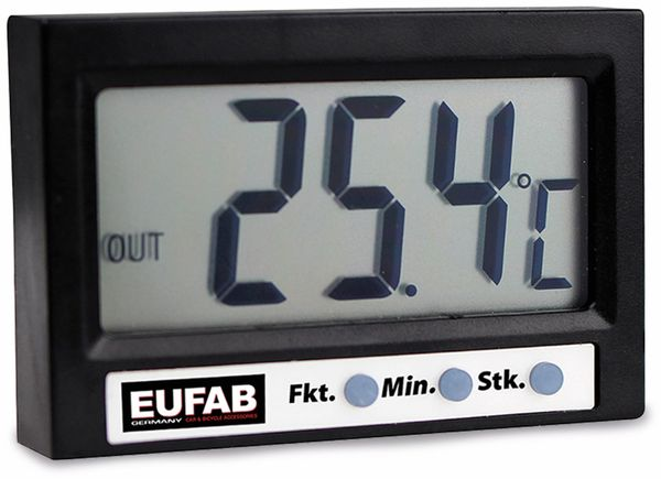 KFZ-Thermometer EUFAB 27137