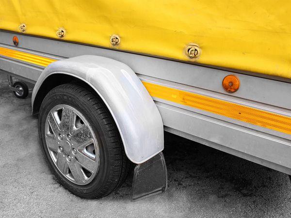 Reflektorband, gelb, 2m, selbstklebend - Produktbild 2