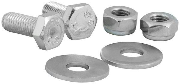 Schraubensatz für Stützradhalter