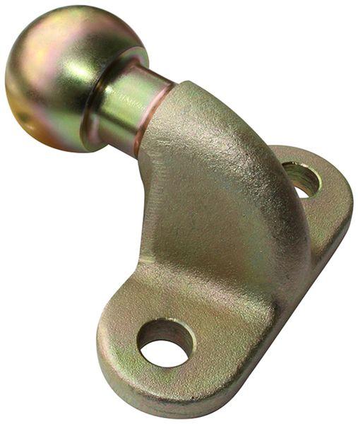 Kupplungskugel mit Flansch, 50 mm, bis 3500 Kg - Produktbild 2