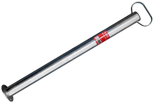 Abstellstütze mit Handgriff, 70 cm, Ø48 mm, Stahl