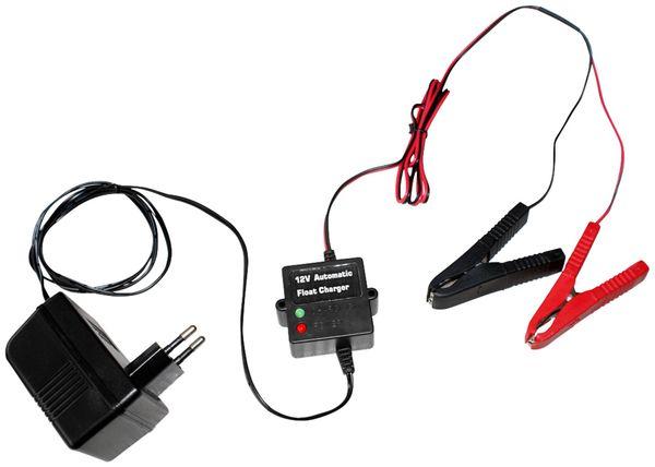 Batterie-Erhaltungsgerät EUFAB 16505, 12 V, 0,5 A