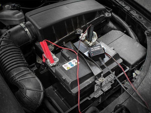 Batterie-Erhaltungsgerät EUFAB 16505, 12 V, 0,5 A - Produktbild 2