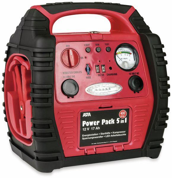 Starthilfegerät APA 16547NV, 5in1 Powerpack - Produktbild 7