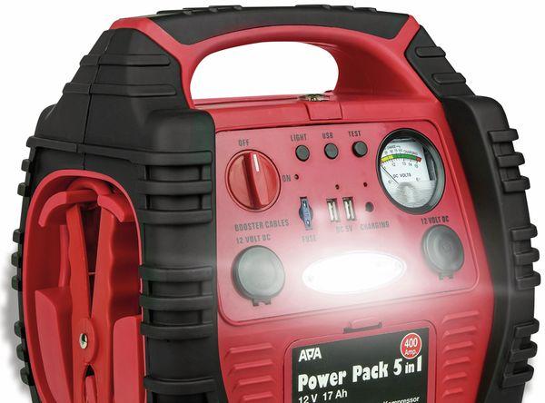 Starthilfegerät APA 16547NV, 5in1 Powerpack - Produktbild 10