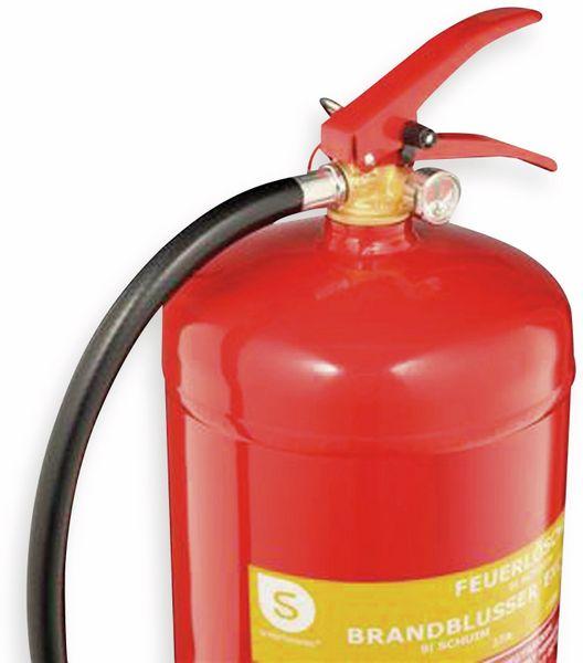 Feuerlöscher, Schaum, 9 L, Brandklasse 27A, 183B - Produktbild 4