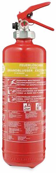 Feuerlöscher, Nasschemie, 2 L, Brandklasse 8A, 40F