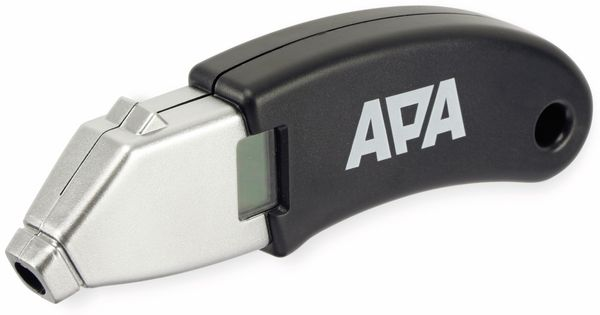 Reifenluftdruckprüfer, APA, digital