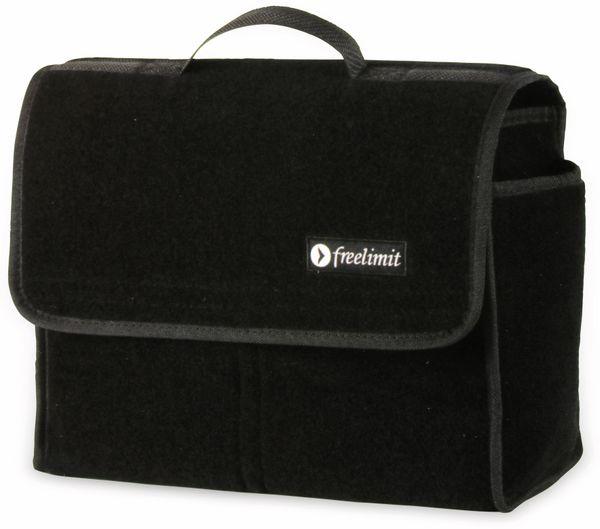 KFZ-Tasche, 35x16x33,5 cm, schwarz - Produktbild 2